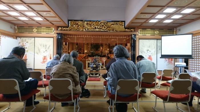 2017-11-11 圓成寺永代経
