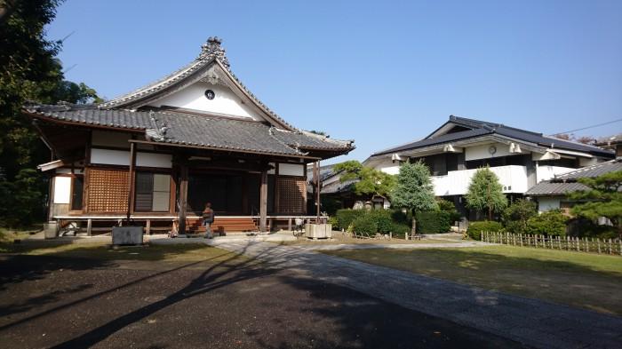 2017-11-15 西福寺 常例法座